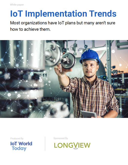 White Paper | IoT Implementation Trends Survey Results